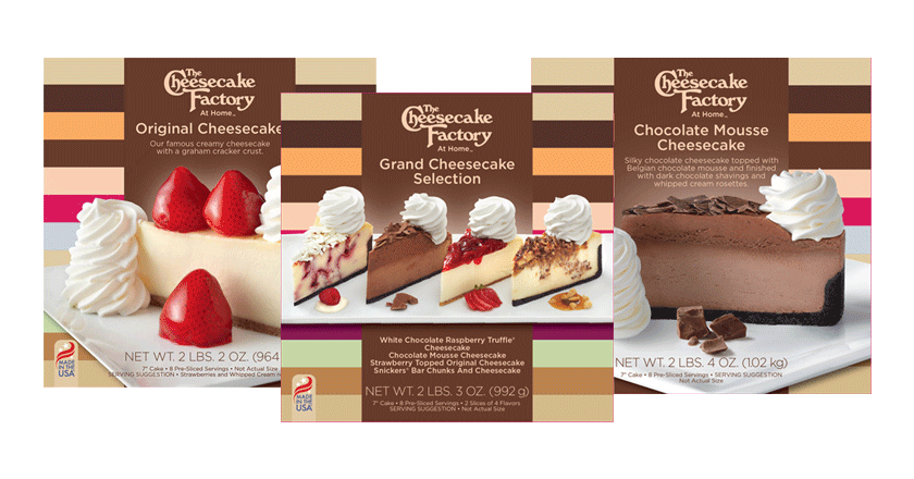 Whole Cheesecakes
