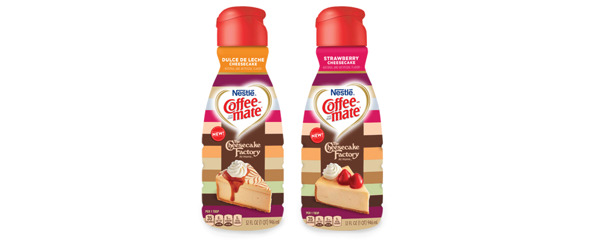 The Cheesecake Factory At Home Coffee Creamer