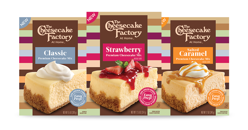 Cheesecake Categories image